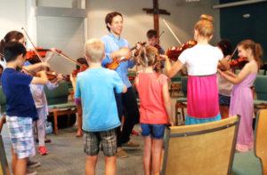 Suzuki Violin Workshop in Arizona