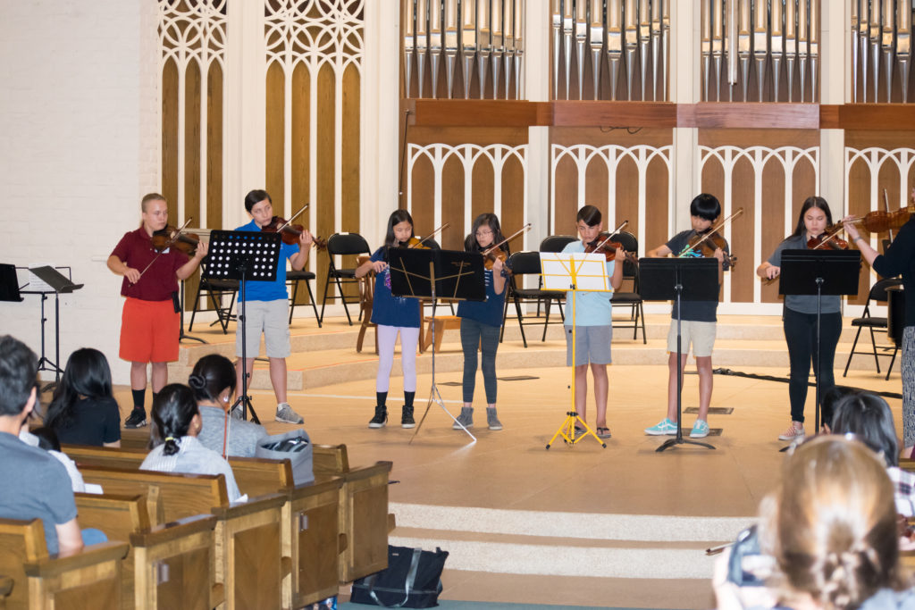2019 Fall Workshop Concert