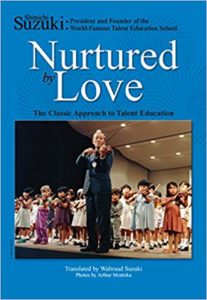 Nurtured by Love Book Cover